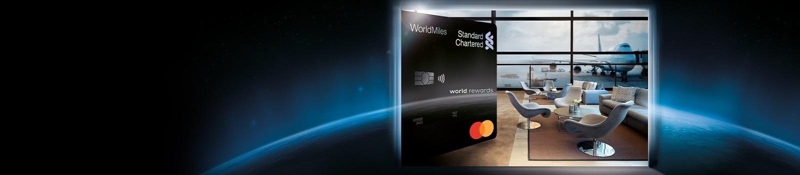 Priority WorldMiles Credit Card