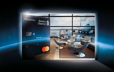 WorldMiles Credit Card